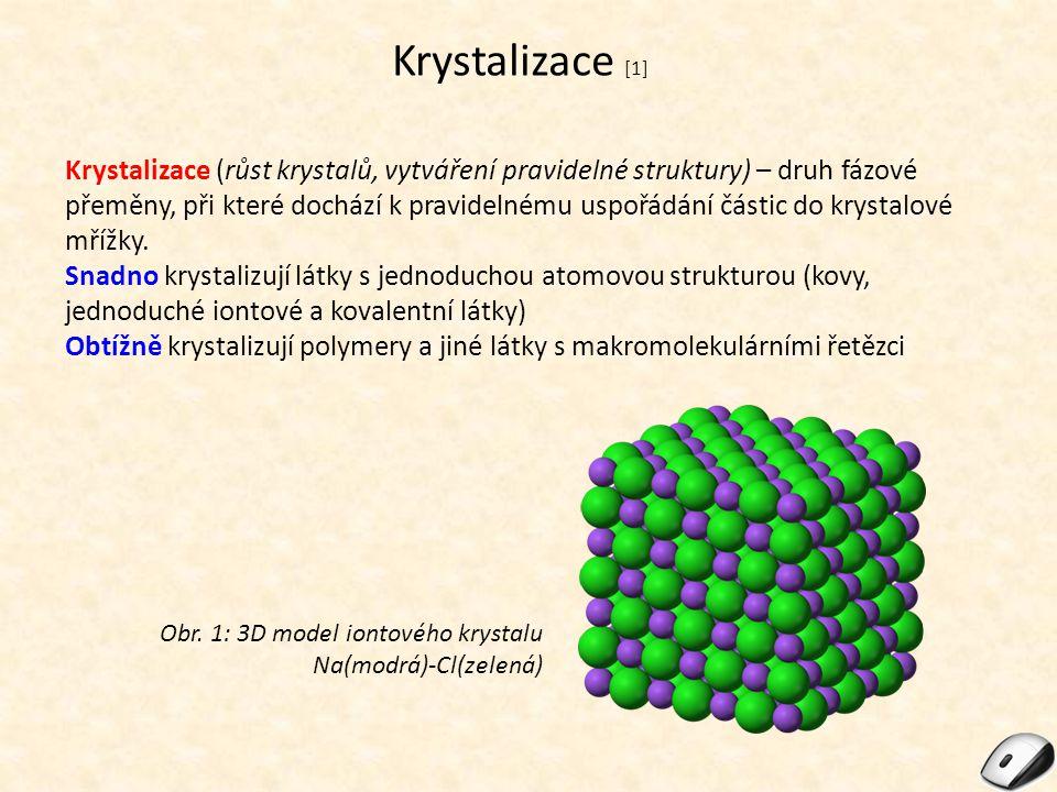Krystalizace [1]